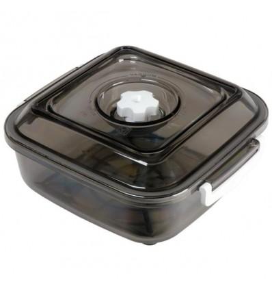 recipiente envasado al vacío cuadrado Magic Vac